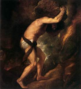 Sisyphus - click to enlarge