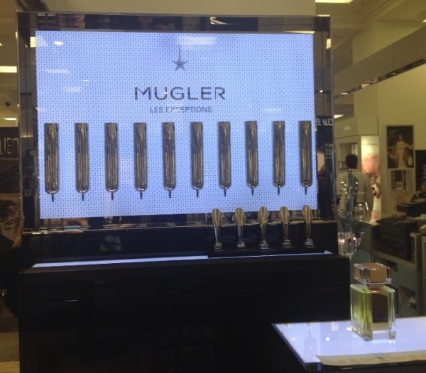 Les Exceptions by Mugler