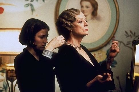 Maggie Smith in Gosford Park