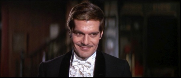 Omar Sharif as Nicky Arnstein in Funny Girl